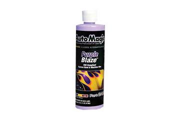 Auto Magic Purple Blaze 汽车魔术紫色火焰清洁蜡 Auto Magic Purple Blaze 汽车魔术紫色火焰清洁蜡