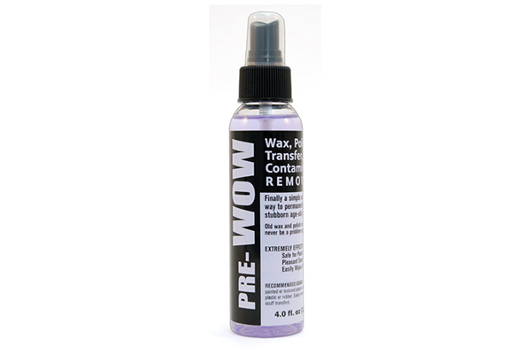 Black Wow Pre-WOW Pre-Cleaner 黑哇橡胶塑料清洁剂 Black Wow Pre-WOW Pre-Cleaner 黑哇橡胶塑料清洁剂