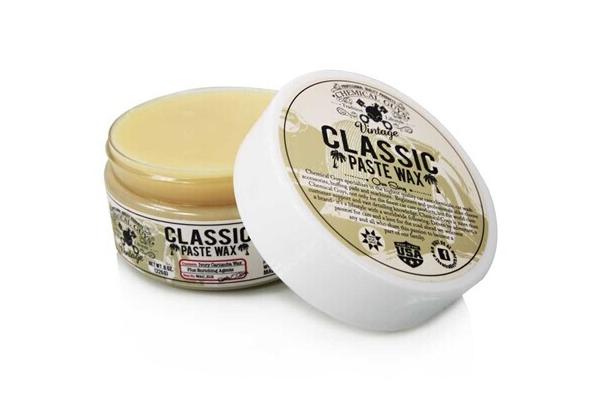 Chemical Guys Vintage Classic Paste Wax 化学小子珍藏版经典固蜡 Chemical Guys Vintage Classic Paste Wax 化学小子珍藏版经典固蜡