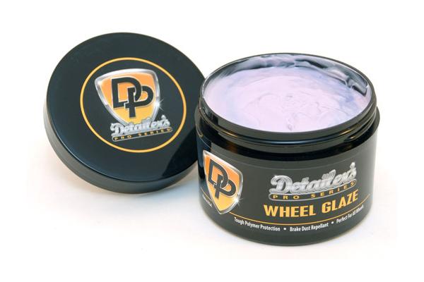 Detailer's (DP) Wheel Glaze 精护师轮圈清洁上光封体 Detailer's (DP) Wheel Glaze 精护师轮圈清洁上光封体
