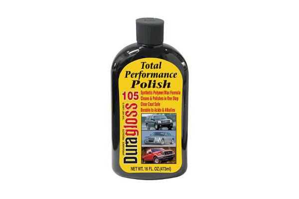 Duragloss 105 Total Performance Polish (TPP) 久光105全效抛光蜡 Duragloss 105 Total Performance Polish (TPP) 久光105全效抛光蜡