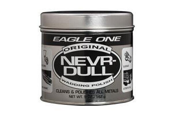 Eagle One Never-Dull Wadding Polish 鹰一号金属抛光棉 Eagle One Never-Dull Wadding Polish 鹰一号金属抛光棉