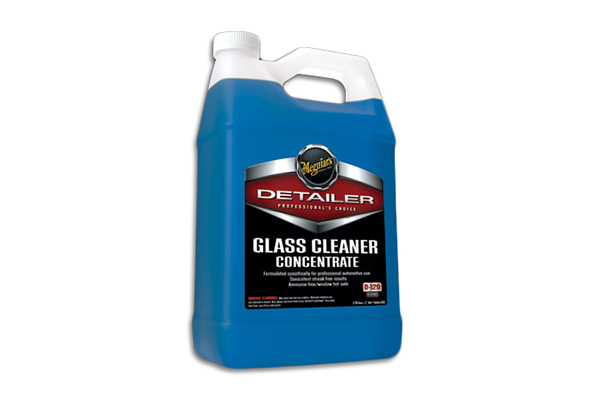 Meguiars D120 Glass Cleaner Concentrate 美光D120浓缩玻璃清洁剂 Meguiars D120 Glass Cleaner Concentrate 美光D120浓缩玻璃清洁剂