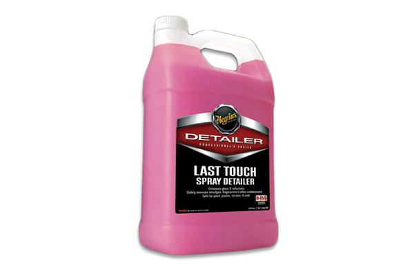 Meguiars D155 Last Touch Spray Detailer 美光D155光洁护理喷雾 Meguiars D155 Last Touch Spray Detailer 美光D155光洁护理喷雾