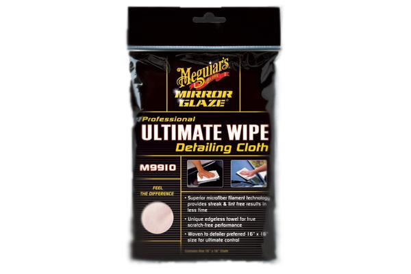 Meguiars M9910 Ultimate Wipe® Detailing Cloth 美光终极擦拭精护巾M9910 Meguiars M9910 Ultimate Wipe® Detailing Cloth 美光终极擦拭精护巾M9910