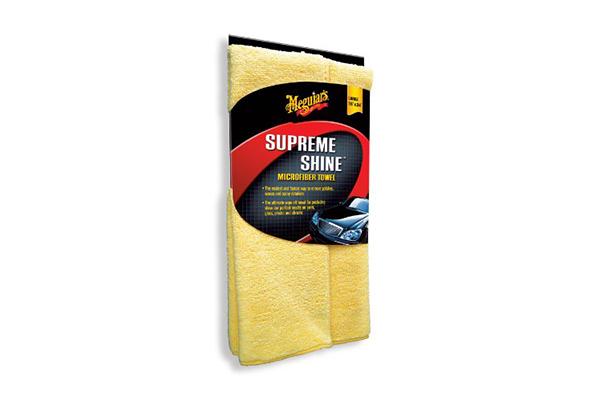 Meguiar's X2010 Supreme Shine Microfiber Towel 美光超级炫亮超细纤维毛巾X2010 Meguiar's X2010 Supreme Shine Microfiber Towel 美光超级炫亮超细纤维毛巾X2010
