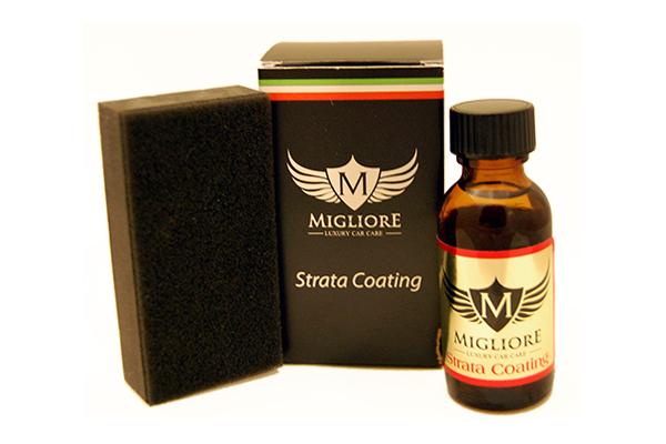 Migliore Strata Coating 米格洛瑞岩层镀膜剂 Migliore Strata Coating 米格洛瑞岩层镀膜剂