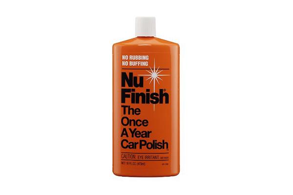 Nu Finish Liquid Car Polish 新颜液体汽车封体蜡 Nu Finish Liquid Car Polish 新颜液体汽车封体蜡
