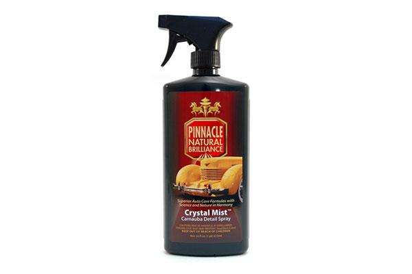 Pinnacle Crystal Mist Carnauba Detail Spray 品尼高水晶棕榈护理喷雾 Pinnacle Crystal Mist Carnauba Detail Spray 品尼高水晶棕榈护理喷雾