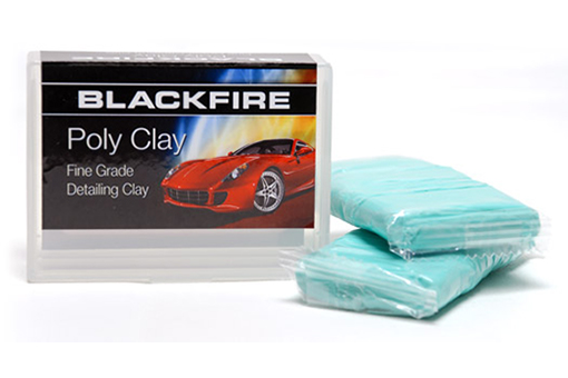 BLACKFIRE Poly Clay – Fine Grade 黑火粘土 BLACKFIRE Poly Clay – Fine Grade 黑火粘土