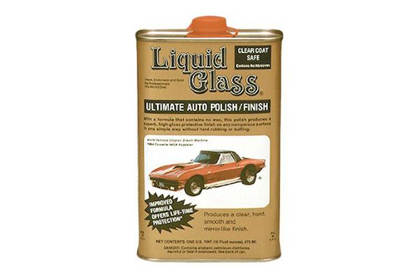 Liquid Glass Ultimate Auto Polish/Finish 液体玻璃终极汽车抛光剂 Liquid Glass Ultimate Auto Polish/Finish 液体玻璃终极汽车抛光剂